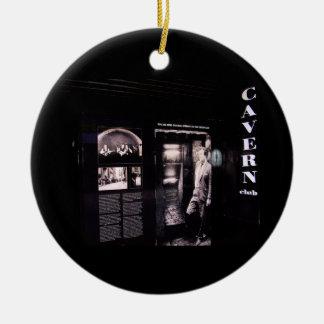 Cavern Club Original Entrance, Liverpool UK. Ceramic Ornament