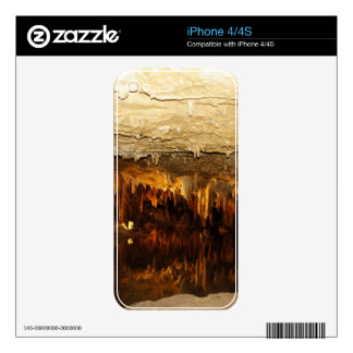 Cavern Lake Decal For The iPhone 4S