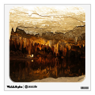 Cavern Lake Wall Sticker