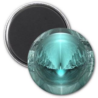 Cavern Quest #2 2 Inch Round Magnet