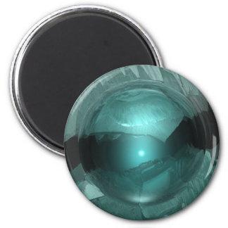 Cavern Quest 2 Inch Round Magnet
