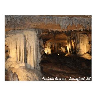 Cavern Room Postcard