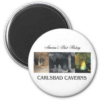 Cavernas de ABH Carlsbad Imán Para Frigorifico
