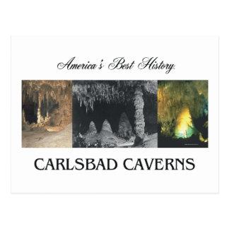 Cavernas de ABH Carlsbad Postal