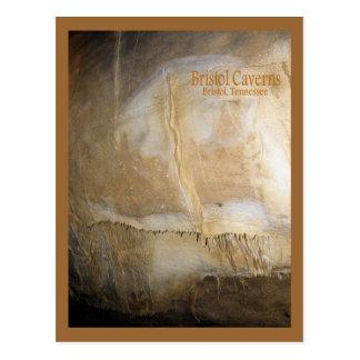Cavernas de Bristol Tarjeta Postal