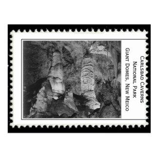 Cavernas de Carlsbad Postal