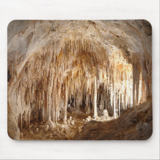 Cavernas parque nacional, New México de Carlsbad Alfombrillas De Ratones