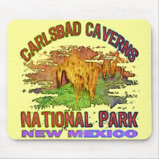 Cavernas parque nacional, New México de Carlsbad Tapete De Ratón
