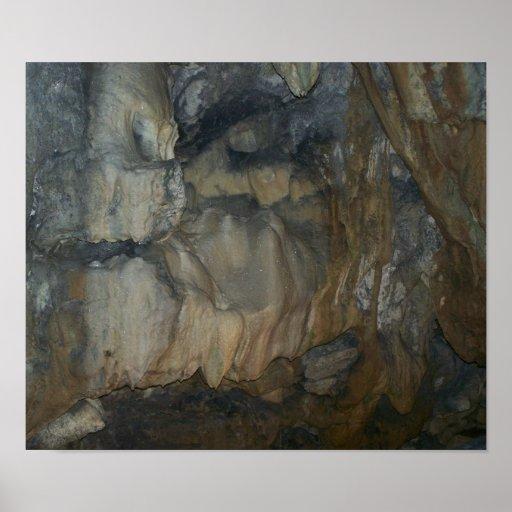 Cavernas VI Póster