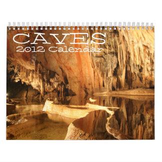 Caves Calendar