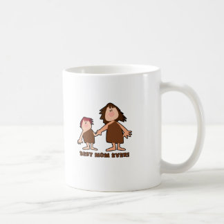 """Cavewoman Mom"" Best Mom Ever Coffee Mug"