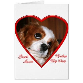 Cavi Love Card