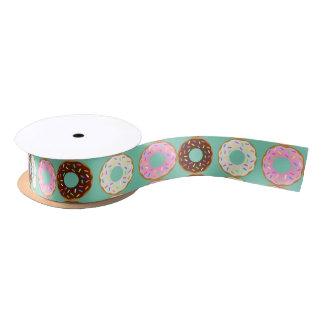 Cavity Cakes- A Delicious Doughnut Printed Ribbon