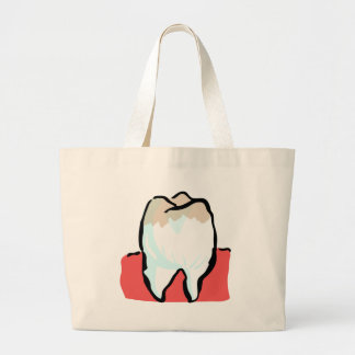 Cavity Large Tote Bag