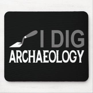 Cavo arqueología tapetes de raton