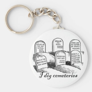 Cavo cementerios llavero redondo tipo pin