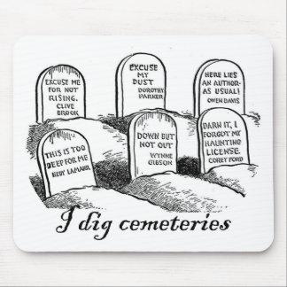 Cavo cementerios tapetes de ratones