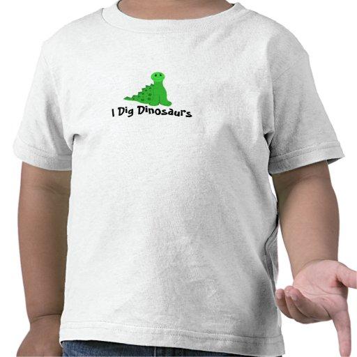 Cavo dinosaurios camisetas