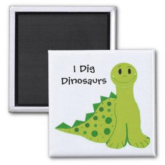 Cavo dinosaurios imanes de nevera