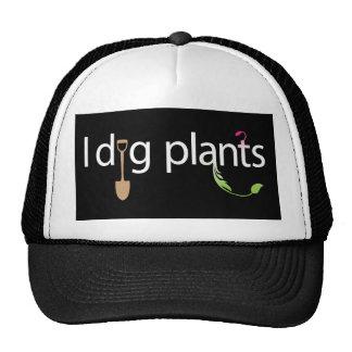 Cavo las plantas gorros