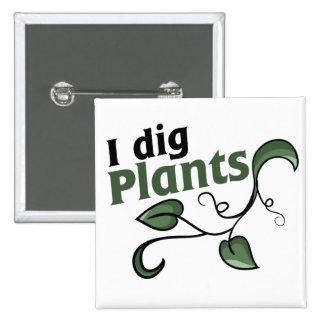 Cavo las plantas pins