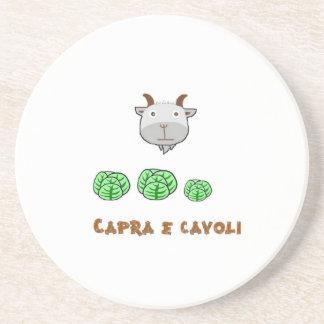 Cavoli del Capra e Posavasos Manualidades