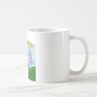 Cavorting Wisconsin Cows Coffee Mug