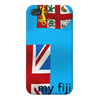 cavu fiji island scene Speck  Fitted Hard Shell iP iPhone 4/4S Cases