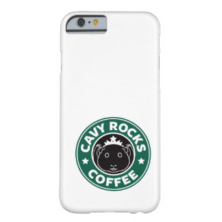 Cavy Rocks Barely There iPhone 6 Case