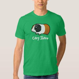 Cavy Slave (smooth hair) T-Shirt