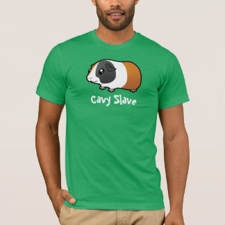 Cavy Slave (smooth hair) T-Shirt