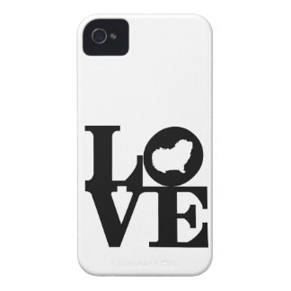 CAVYART LOVE iPhone 4 COVER