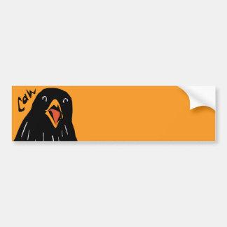 Caw! Bumper Sticker