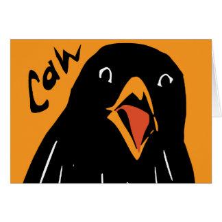 Caw! Card