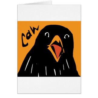 Caw Card