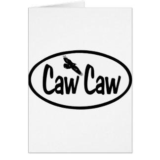 Caw del Caw Felicitaciones