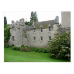 Cawdor Castle Postcard