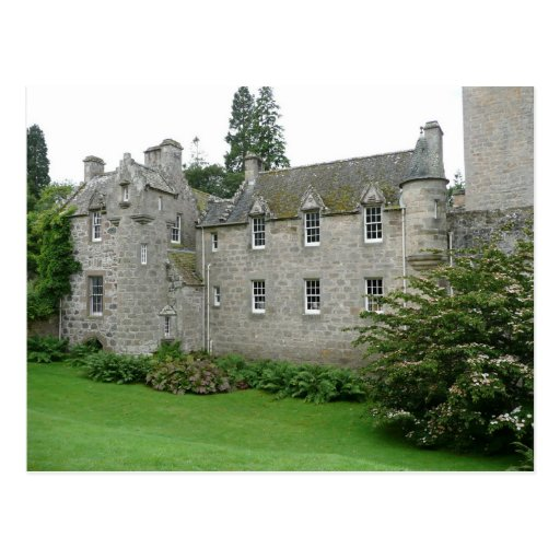 Cawdor Castle Postcards