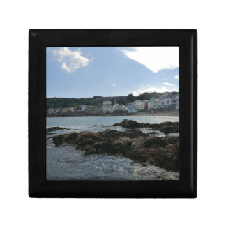 Cawsand: Cornish Coastline on the Rame Peninsula Keepsake Box
