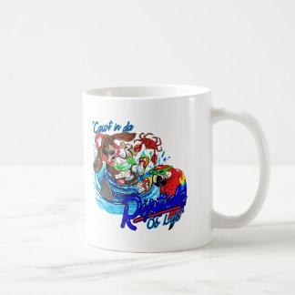 Cawt en corriente de resaca de DA Tazas De Café