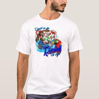 Cawt in da Riptide T-Shirt