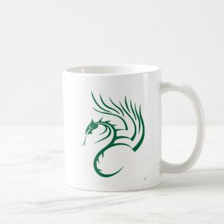 Cawthorne the Green Dragon Coffee Mug