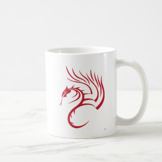 Cawthorne the Red Dragon Coffee Mug