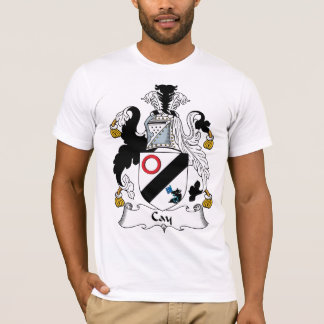 Cay Family Crest T-Shirt