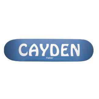 CAYDEN, 'Fighter' Skate Boards