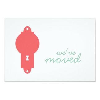 Cayenne Door Knob Housewarming Party Invite