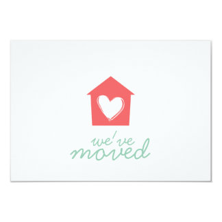Cayenne Heart House Housewarming Party Invite