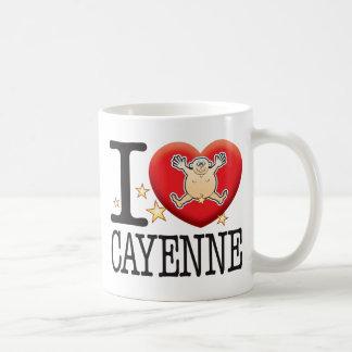 Cayenne Love Man Coffee Mug