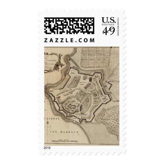 Cayenne Postage