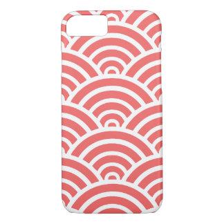 Cayenne & White Scallop iPhone 7 Case